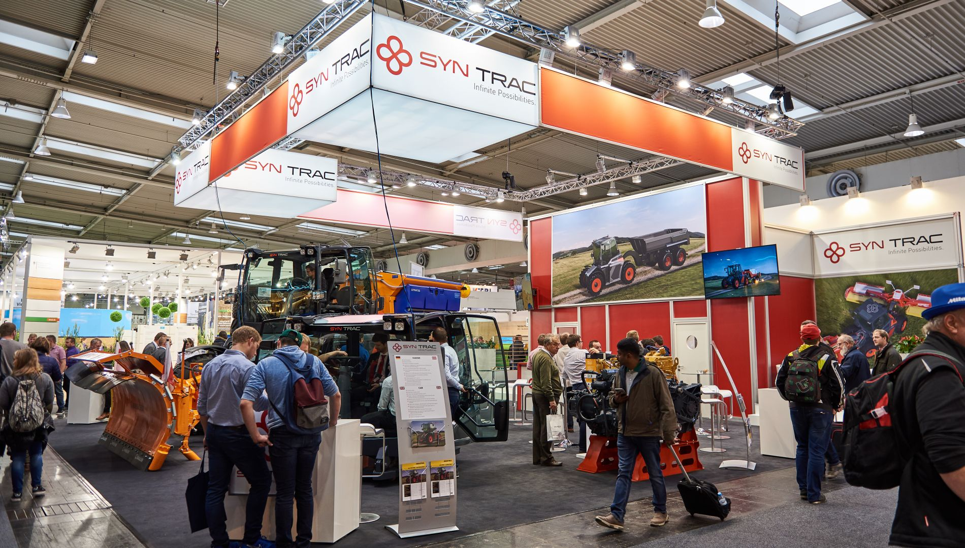 SYN TRAC - Agritechnica 2017_image1