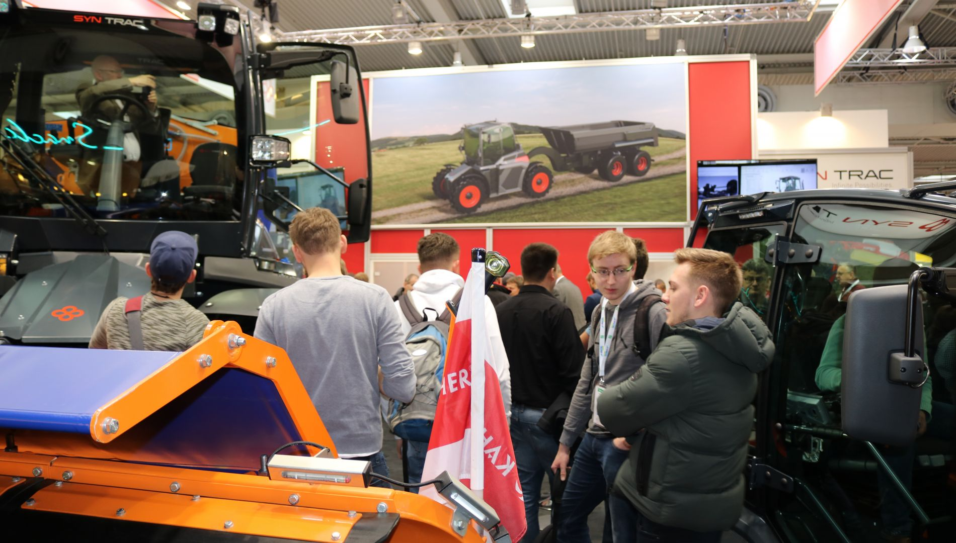 SYN TRAC - Agritechnica 2017_image3