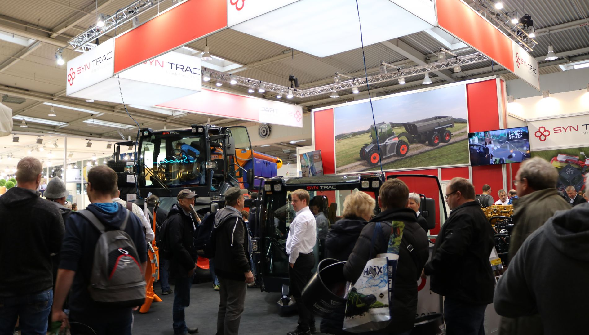 SYN TRAC - Agritechnica 2017_image2